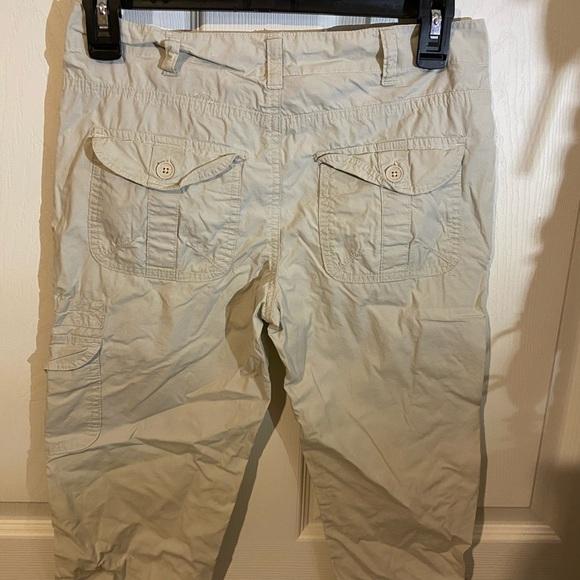 Arizona Jean Co Plus Grance khaki Jean Size 8.5